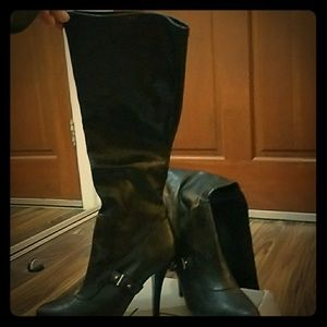 Nine West Jazlyn boots.